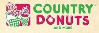 Country Donuts and More Logo